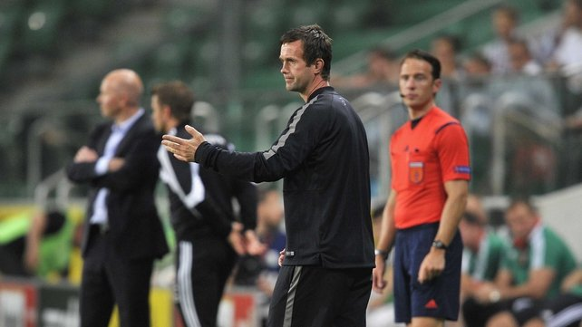 Ronny Deila's Celtic lost 6-1 on aggregate to Legia Warsaw