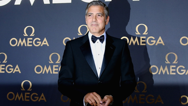 Clooney and Alamuddin's engagement was revealed in April 2014