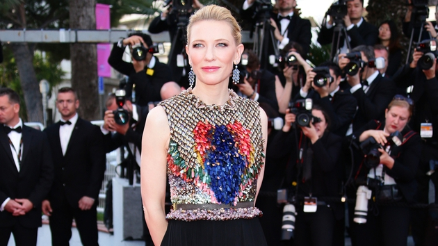 Blanchett - Replaces last year's winner Kerry Washington in the top spot