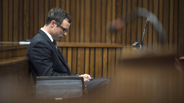Oscar Pistorius faces a minimum of 25 years in jail if convicted of premeditated murder