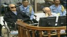Two Khmer Rouge leaders found guilty