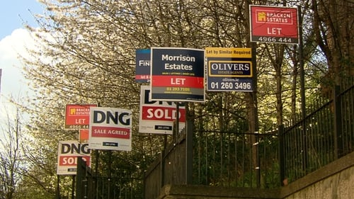 Patrick Honohan said about half of houses bought by first-time buyers in Dublin are below €220,000