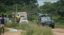 Security forces impose blockades in areas hit by Ebola