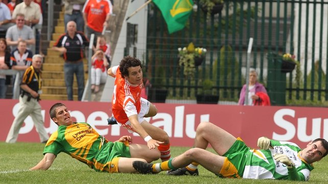 Armagh were easily the victors the last time they faced Donegal in the championship in 2010