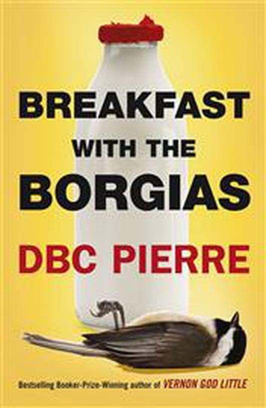DBC Pierre, author
