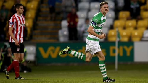 Ronan Finn has opted to join Dundalk