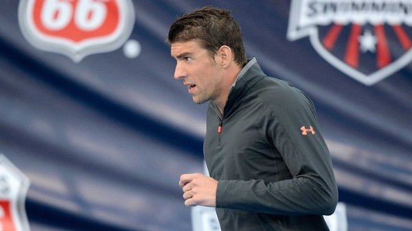 Michael Phelps: 'This will definitely motivate me'