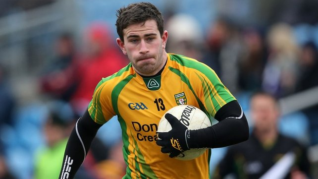Paddy McBrearty hit the winner as Donegal squeezed through