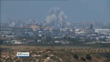 Five reportedly killed in airstrikes in Gaza