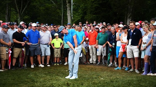 McIlroy is still out in front at Valhalla