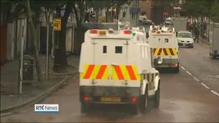 Security operation underway in Belfast ahead of parade
