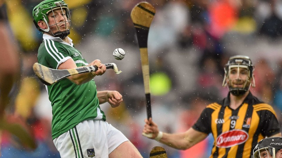 Shane Dowling improvised to brilliant effect to land one of his points