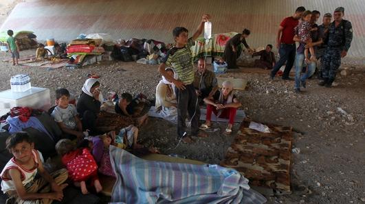 Iraqi Chaldean Church struggles to cope