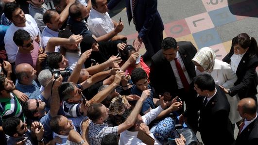 Recep Tayyip Erdogan wins landmark election