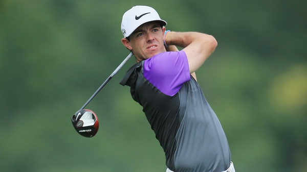 Rory McIlroy eyes FedEx top spot