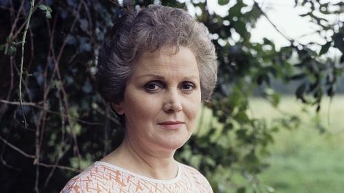 Ann Rowan - Appeared in many RTÉ dramas