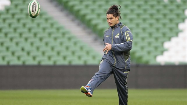 Saia Faingaa has been called up by Australia after several of their frontline hookers suffered injuries