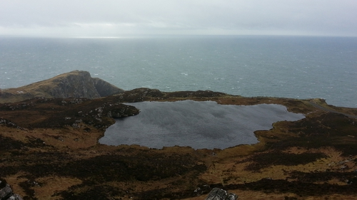 Sliabh Liag, Co Donegal - the Lonely Planet cited the Wild Atlantic Way as a reason to visit Ireland