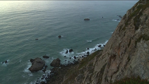 The incident happened in Cabo da Roca