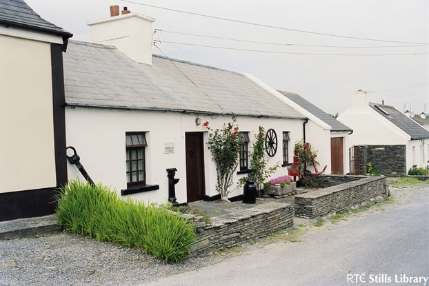 John P. Holland's Childhood Home, Liscannor, Co. Clare