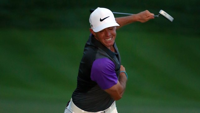 Rory McIlroy is well ahead in the Race to Dubai standings