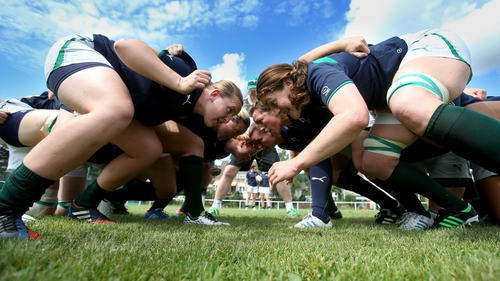 Ireland are preparing for a World Cup semi-final on Wednesday