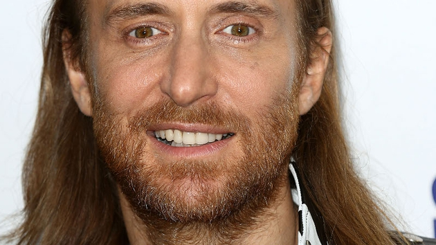 David Guetta: working with beardy 80s rockers ZZ Top