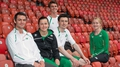 Irish ready for action at European Championships