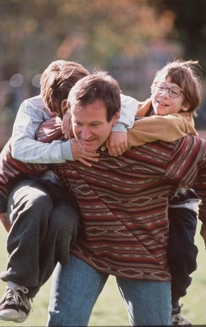 Robin Williams in Jack, 1996