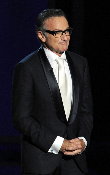 Robin Williams died, aged 63