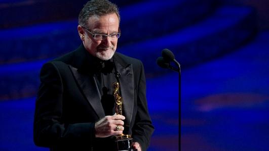 Shock death of actor Robin Williams