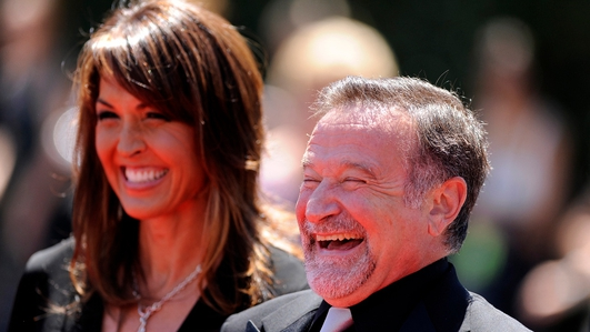 Robin Williams' death was 'bolt of sadness'
