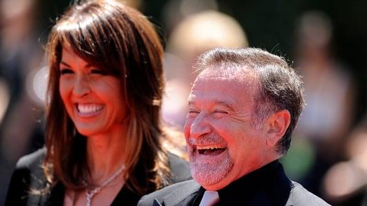 Robin Williams' death was 'bolt of sadness'