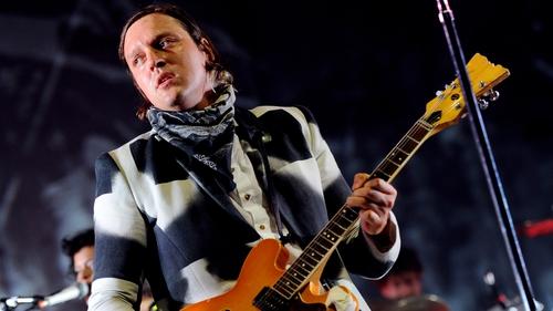 Arcade Fire played a secret gig in Dublin