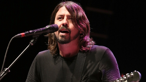 Grohl - The biggest of gigs in June