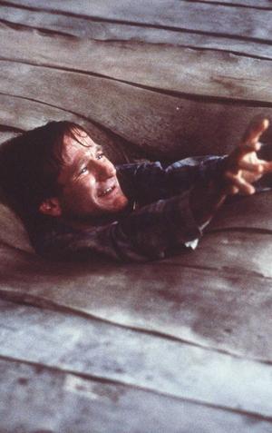 Robin Williams in Jumanji, 1995