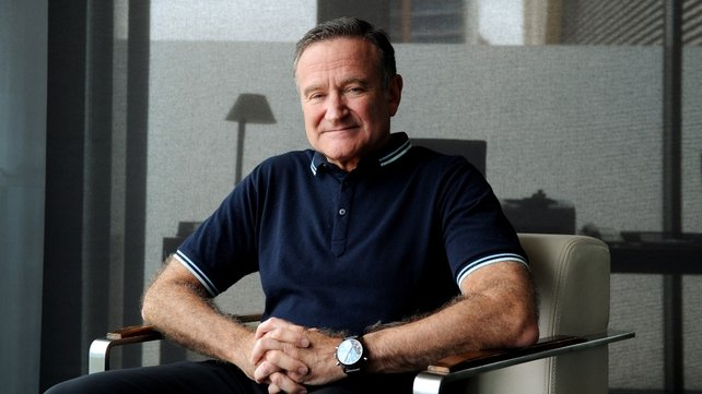 US President Barack Obama described Robin Williams as 'one of a kind'