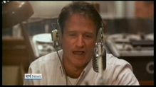 Tributes paid to actor and comedian Robin Williams