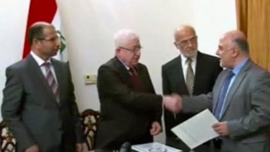Iraqi politics: new leader offers chance of unity