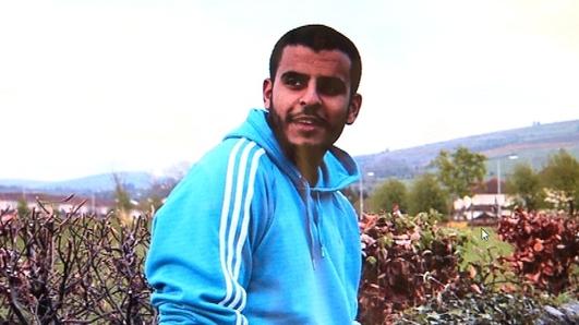 Ibrahim Halawa on Hunger Strike