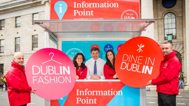 Dublin City BID rebranded as Dublin Town today