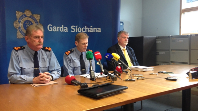 Gardaí have confirmed further body parts have been found
