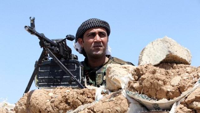 Kurds have been fighting Islamic extremists in Iraq