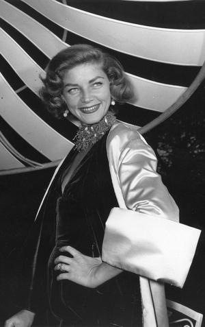 Lauren Bacall, circa 1970