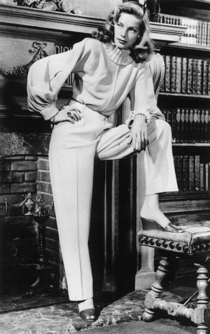 Lauren Bacall, 1946