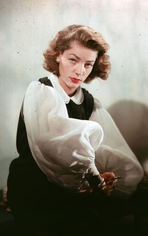 Lauren Bacall, 1951