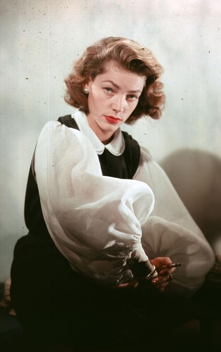 Lauren Bacall in 1951