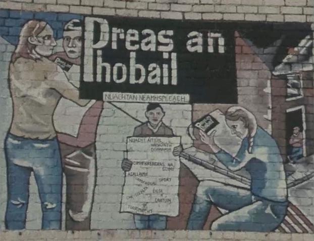 Preas an Phobail