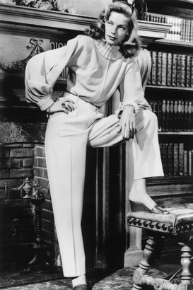 Lauren Bacall 1924 - 2014
