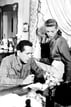 Lauren Bacall and husband Humphrey Bogart, 1948